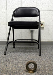 USA TORTURE CHAIR